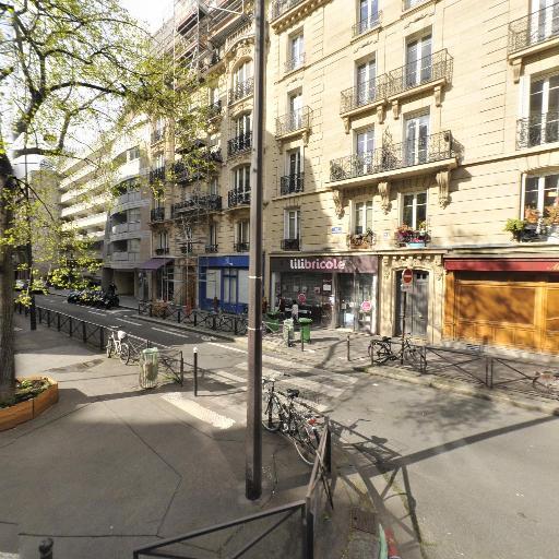 Maison Gazelle - Pâtisserie - Paris