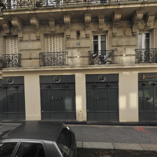 L'Éclat de Verre - Encadrement - Paris