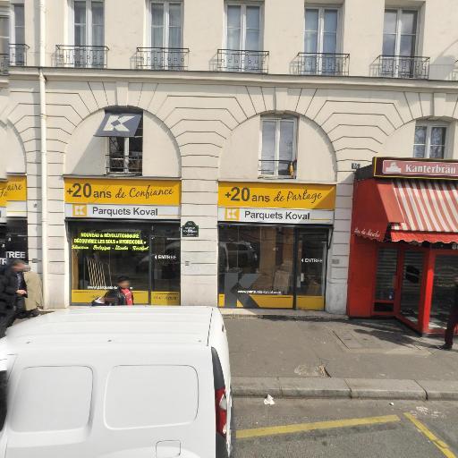 Parquets Koval - Pose, entretien et vitrification de parquets - Paris