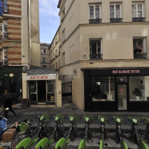 Nuit Blanche Tattoo - Tatouages - Paris