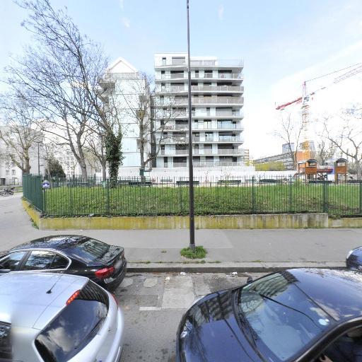 Jardin Rue Serpollet Bd Davout - Parc, jardin à visiter - Paris