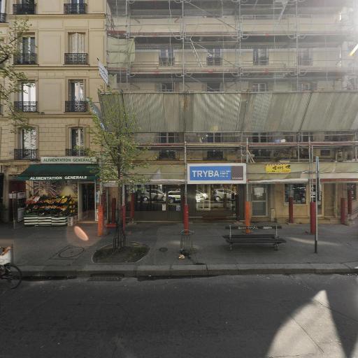 Riou Teva - Coursiers - Paris