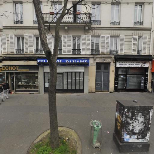 Alan SCI - Location d'appartements - Paris