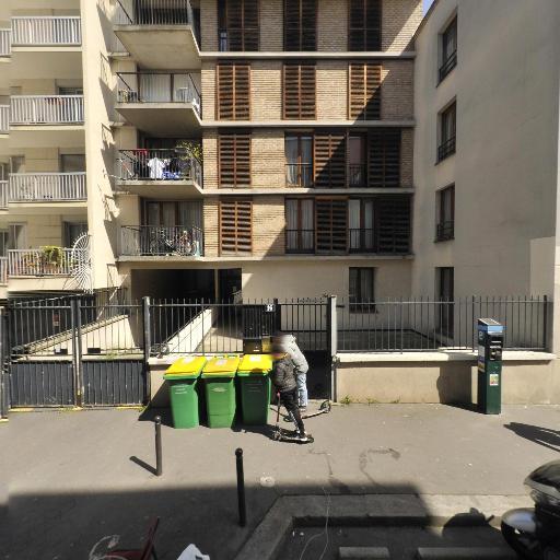 Hélène Szalewa - Ostéopathe - Paris