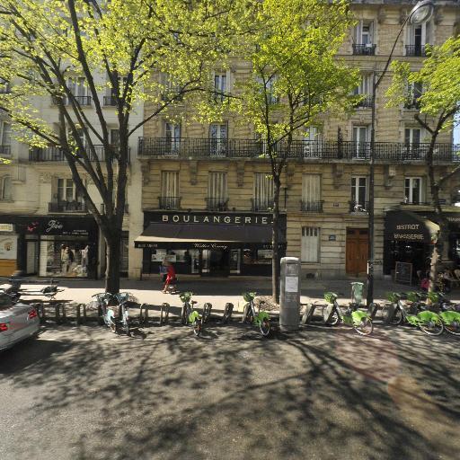Station Vélib' Gambetta - Saint Fargeau - Vélos en libre-service - Paris