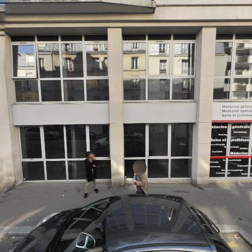 Croix Rouge Française - Centre médico-social - Paris