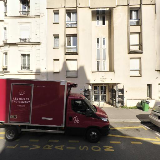 Résidence appartement Haxo - Maison de retraite et foyer-logement publics - Paris