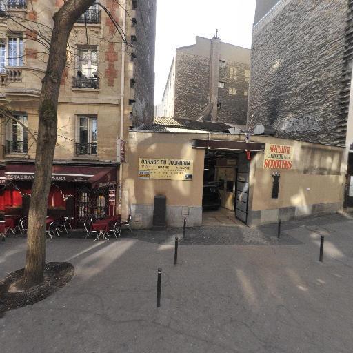 Garage du Jourdain - Garage automobile - Paris