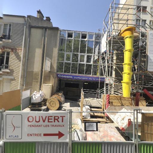 Centre Médical Atlas COSEM - Centre médico-social - Paris