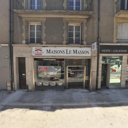 Maisons Le Masson - Constructeur de maisons individuelles - Blois