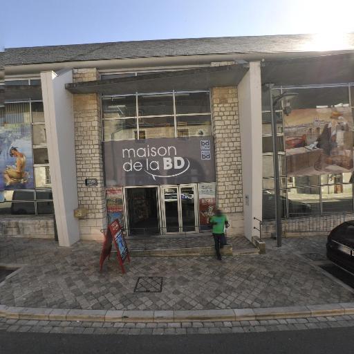 La Maison de la BD - Association culturelle - Blois