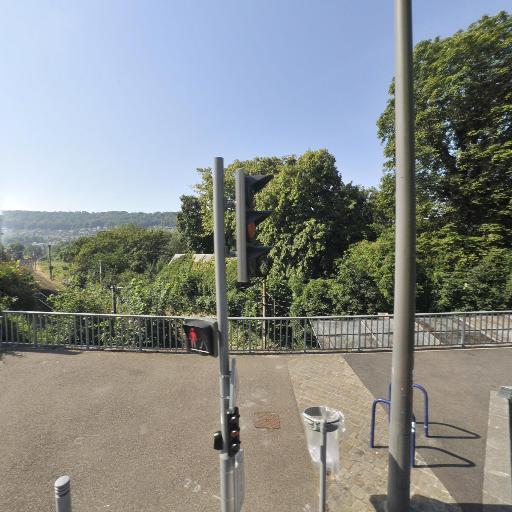Parking Auberge de la Jeunesse - Parking - Rouen