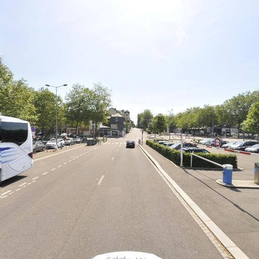 Parking Place du Boulingrin - Parking - Rouen