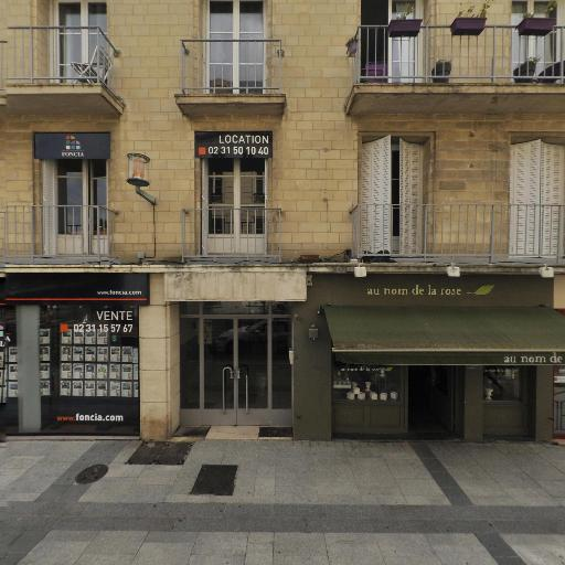 FONCIA Rives de Manche - Agence immobilière - Caen