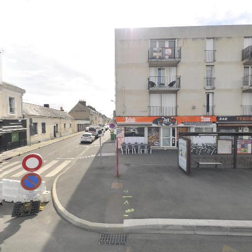 ancien hôpital Coëffort - Attraction touristique - Le Mans