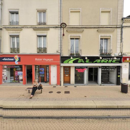 Voyages Robin - Agence de voyages - Le Mans