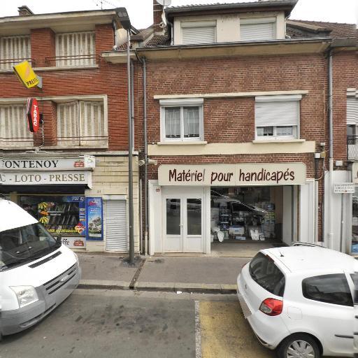 Le Fontenoy - Café bar - Beauvais