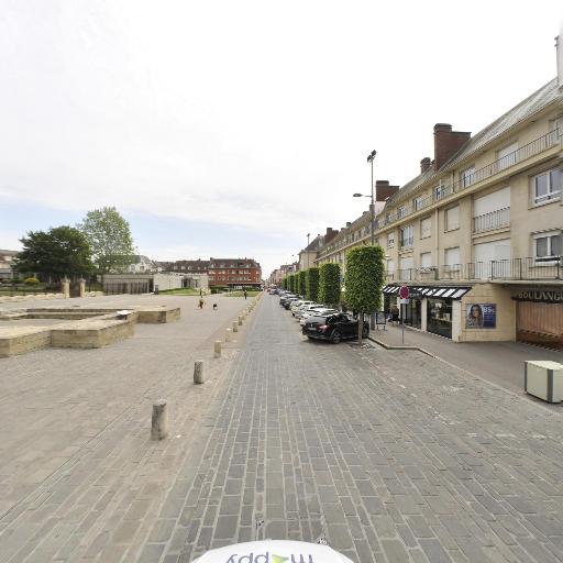 Parking Rue Saint-Pierre - Parking - Beauvais