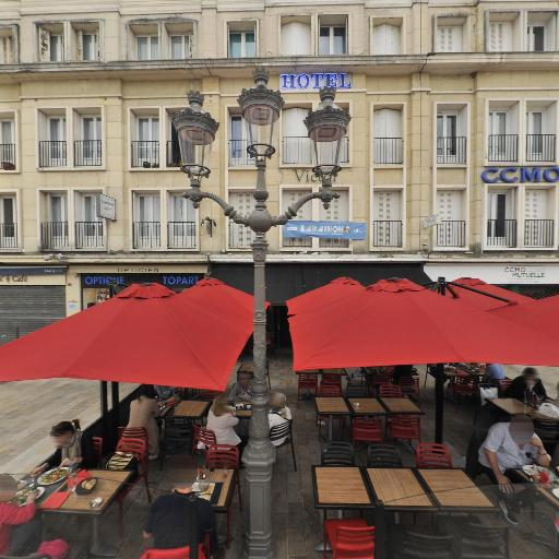 Le Victor - Café bar - Beauvais