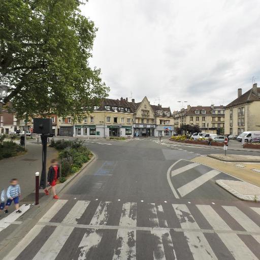 Département De L'Oise - Conseil départemental, conseil régional - Beauvais