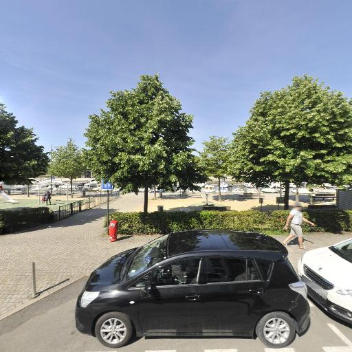 Parking La Rabine - Parking - Vannes