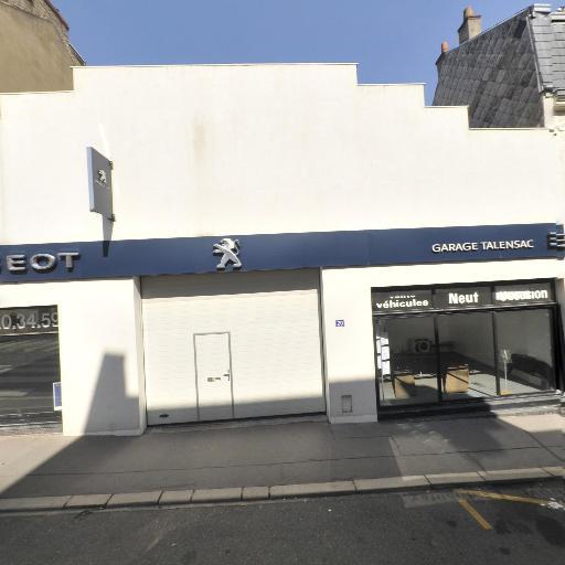 Garage Talensac - Carrosserie et peinture automobile - Nantes