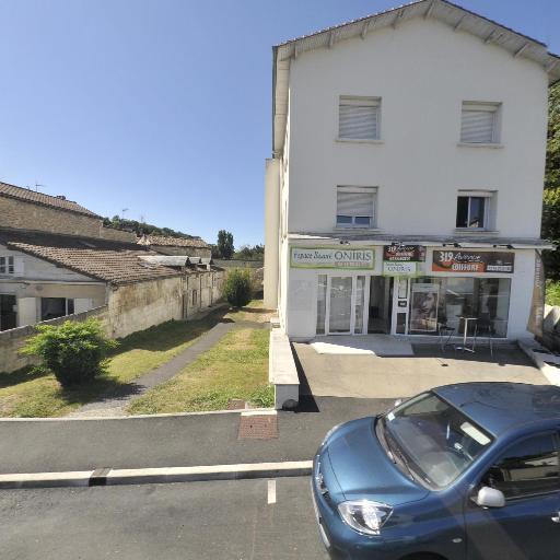Marine B - Coiffeur - Angoulême
