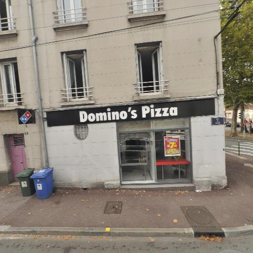 Domino's Pizza Limoges Beaublanc - Lieu - Limoges