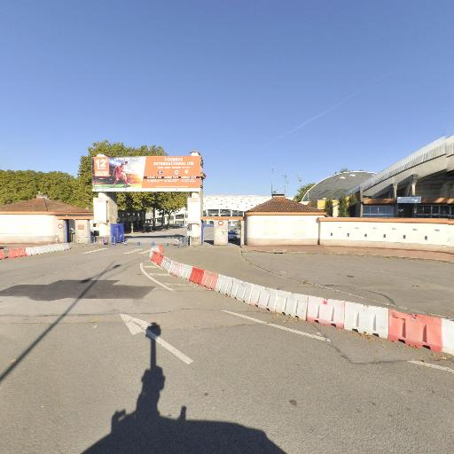 Parc Municipal des Sports de Beaublanc - Piscine - Limoges