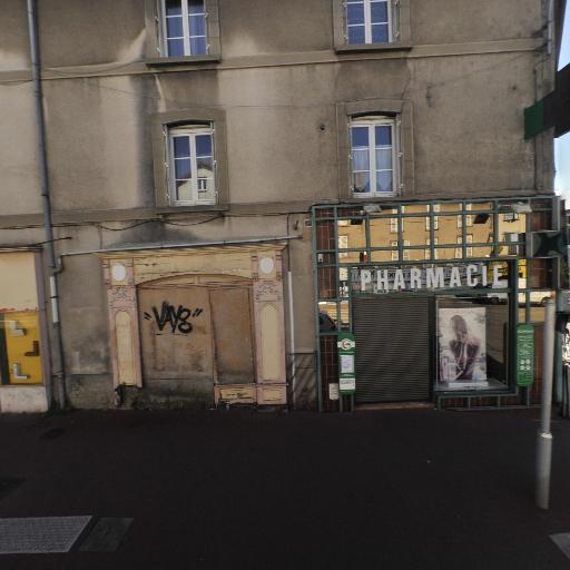 Pharmacie Mazaud M.P - Pharmacie - Limoges