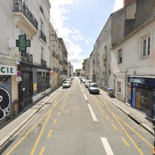 Norty - Bureau de tabac - Nantes