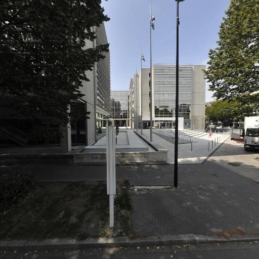 CIC Champs-de-Mars - Siège social - Nantes