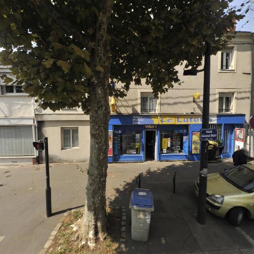 Le Lutetia - Bureau de tabac - Nantes
