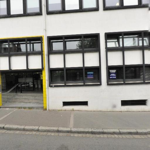 8008 - Création de sites internet et hébergement - Nantes
