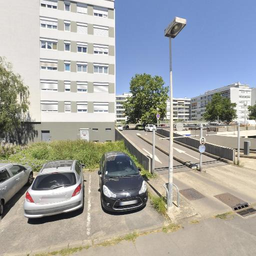 Parking Jacquemin - Abonnés - Parking public - Tours