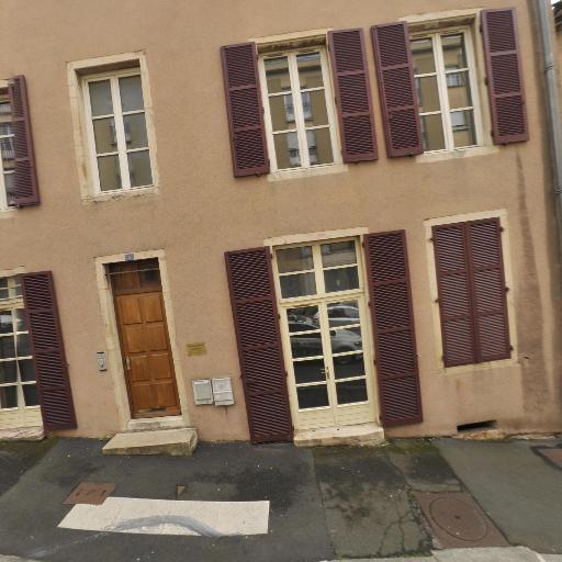 Maison du Bailli - Attraction touristique - Mâcon