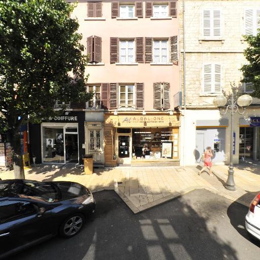 Albaligne - Centre d'amincissement - Villefranche-sur-Saône