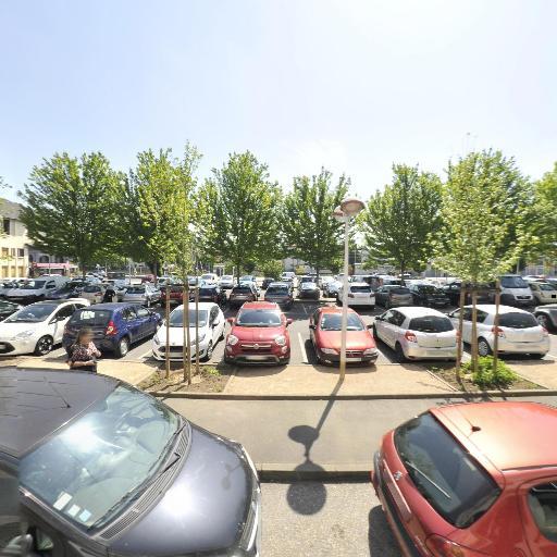 Parking Gare - Parking - Villefranche-sur-Saône