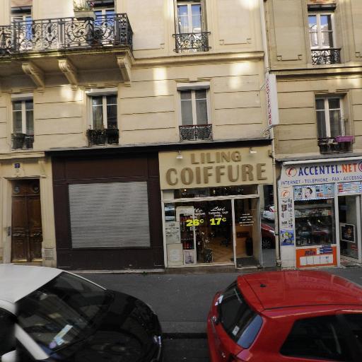 Kotto Valentin - Coursiers - Paris
