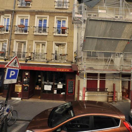 Papagallo - Hôtel - Paris