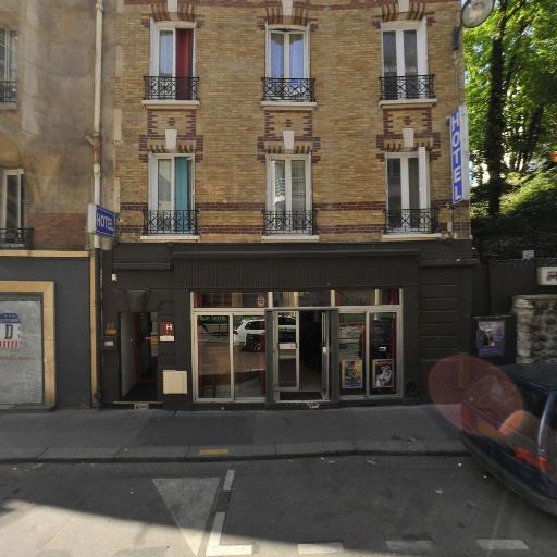 Square Desnoyers - Parc et zone de jeu - Paris