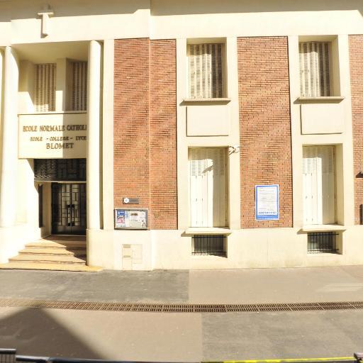 Ecole Normale Catholique - Collège privé - Paris