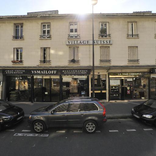 La Tour Camoufle - Dépôt-vente de meubles - Paris