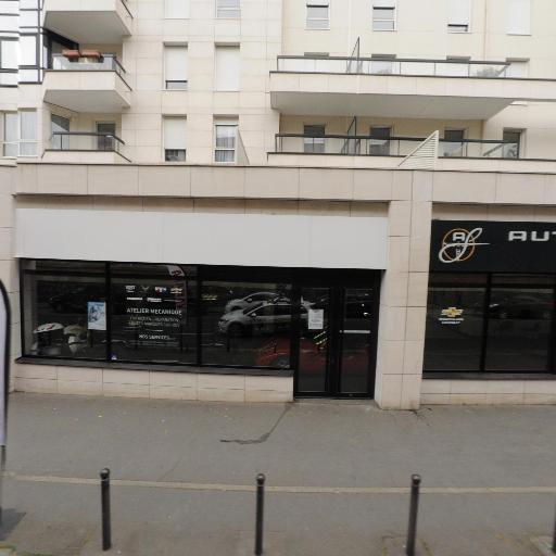 Pasteur-Montparnasse - Parking public - Paris