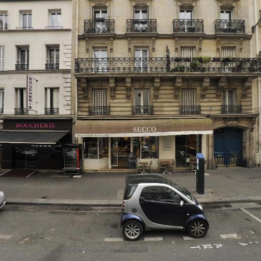 Boulangerie De Lecourbe - Boulangerie pâtisserie - Paris