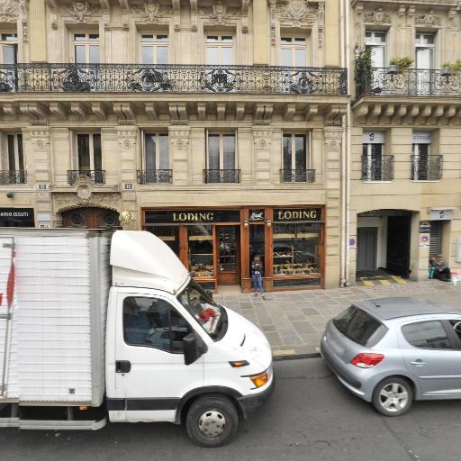 Pépinière - Parking sur abonnement - Paris