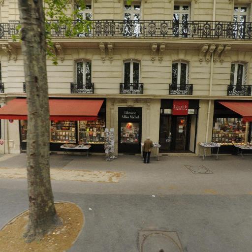 Librairie Albin Michel - Librairie - Paris