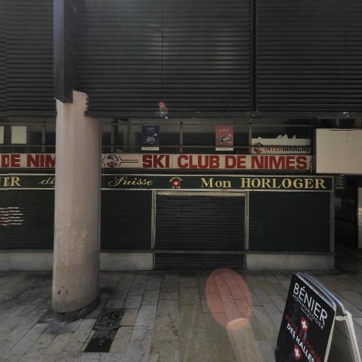 Benier Mon Horloger Boutique - Graveur - Nîmes