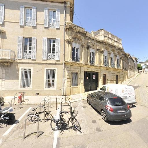 Ciné Club Romy Schneider - Association humanitaire, d'entraide, sociale - Nîmes