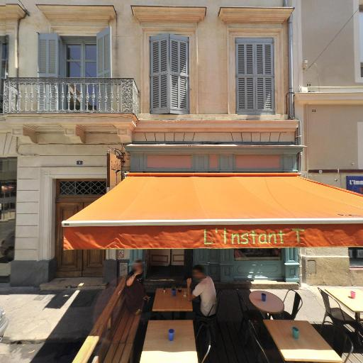 L'Instant T - Café bar - Nîmes